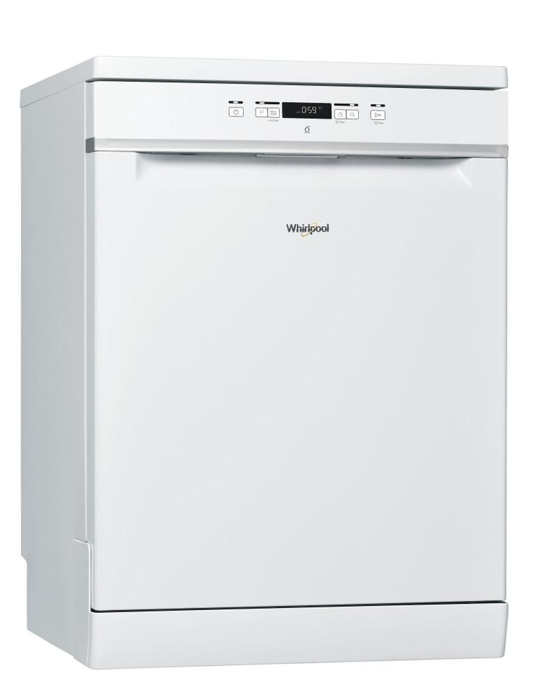 Whirlpool Dishwasher مفرد WFC 3C26 60HZ مفرد A++ Perspective
