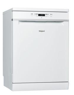 Whirlpool dishwasher: white color, full size - WFC 3C26 60HZ