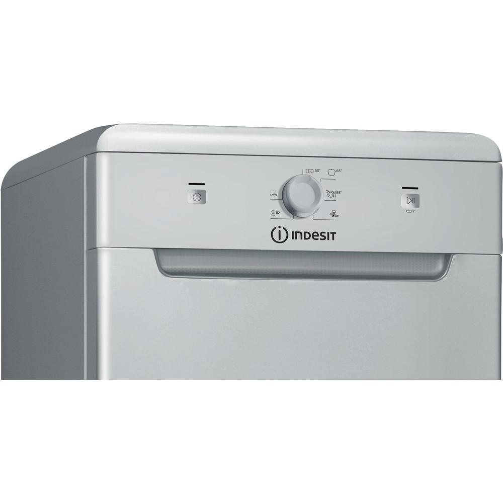 Indesit Dishwasher Free-standing DSFE 1B10 S UK N Free-standing F Control panel