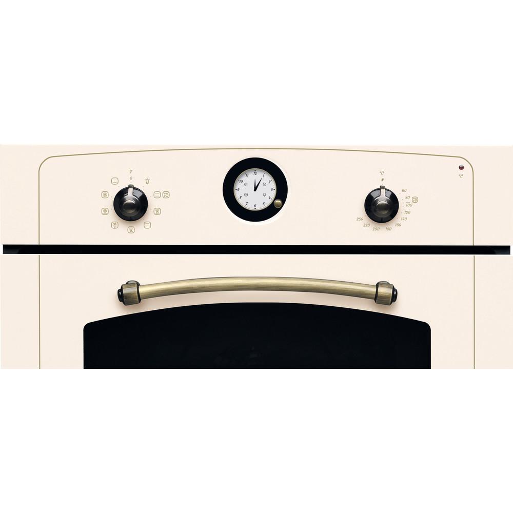 Indesit Духовой шкаф Встраиваемый IFVR 801 H OW Электрическая A Control panel