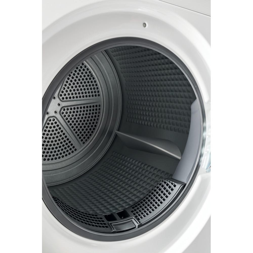 Indesit Сушилна машина YT CM08 8B EU Бял Drum