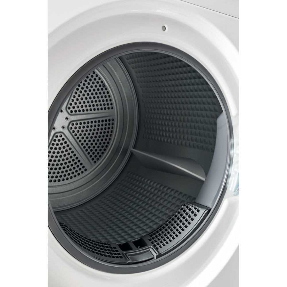 Indesit Сушильная машина YT CM08 8B RU Белый Drum