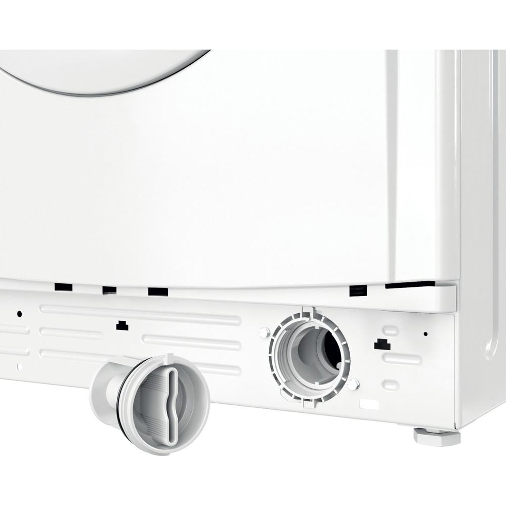 Indesit Washing machine Free-standing EWD 81483 W UK N White Front loader D Filter