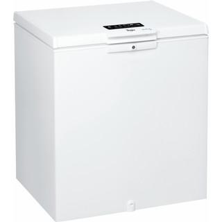 Whirlpool Congelador Independente com possibilidade de integrar WHE 20112 Branco Perspective