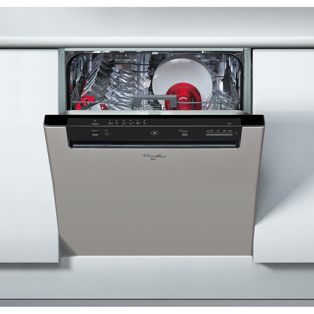 Whirlpool diskmaskin: färg rostfri, 60 cm - ADPU 300 IX