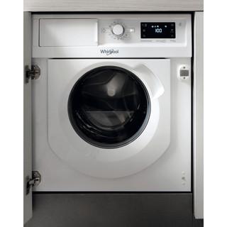Machine à laver séchante BI WDWG 75148 EU Whirlpool - Encastrable - 7 kg - 1400 tours