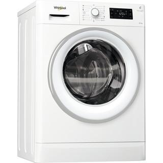 Whirlpool frittstående vask/tørk: 9 kg - FWDG97168WS EU