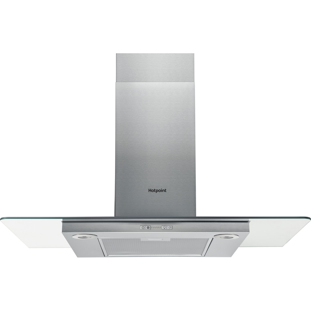 Hotpoint HOOD Built-in PHFG9.5FABX Inox Wall-mounted Electronic Frontal