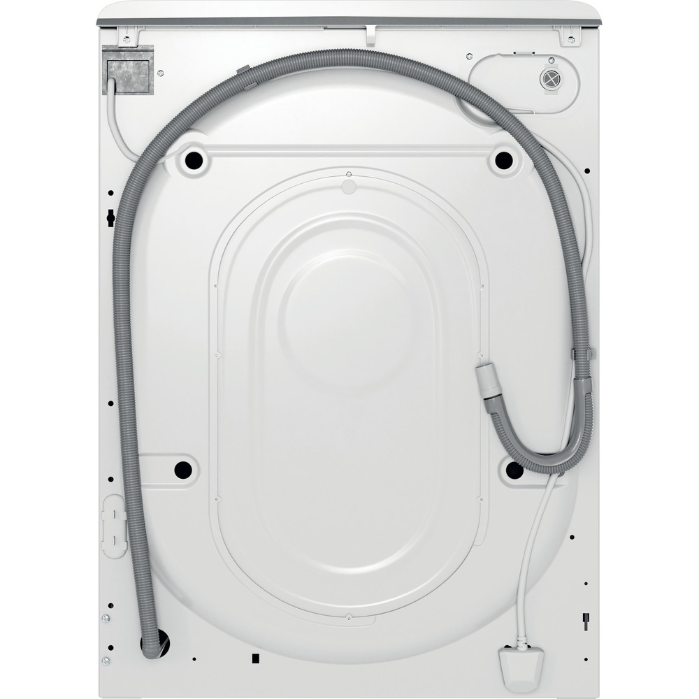 Indesit Lave-linge Pose-libre MTWE 81483 W BE Blanc Frontal D Back / Lateral