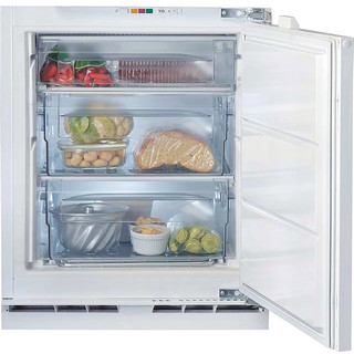 Indesit Freezer Built-in IZ A1.UK 1 Steel Frontal open