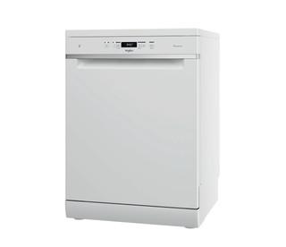 Съдомиялна Whirlpool: бял цвят, пълен размер - WFC 3C26 P