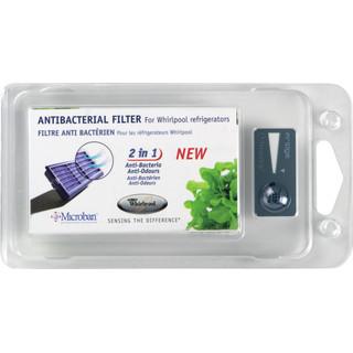 Filtre à air antibactérien pour réfrigérateurs Whirlpool