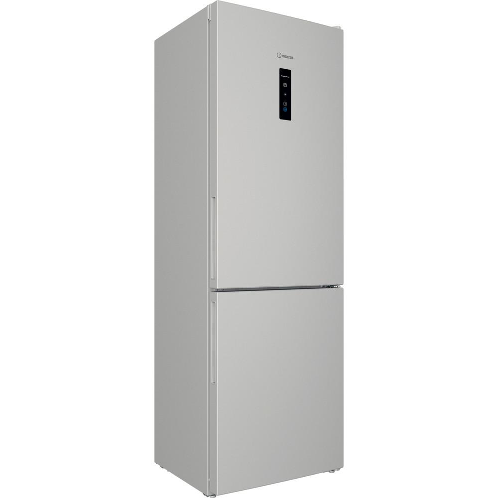 Indesit Холодильник с морозильной камерой Отдельностоящий ITD 5180 W Белый 2 doors Perspective