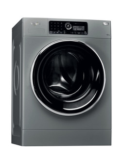Whirlpool freestanding front loading washing machine: 12kg - FSCR12433