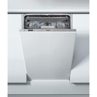 Whirlpool Máquina de lavar loiça Independente WSIO 3O23 PFE X Encastre total A++ Lifestyle frontal