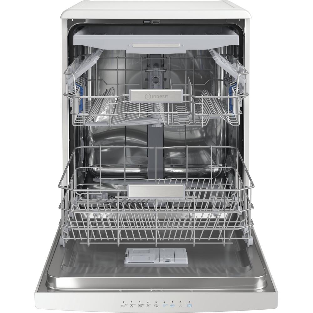 Indesit Lave-vaisselle Pose-libre DFO 3T133 A F Pose-libre D Frontal open