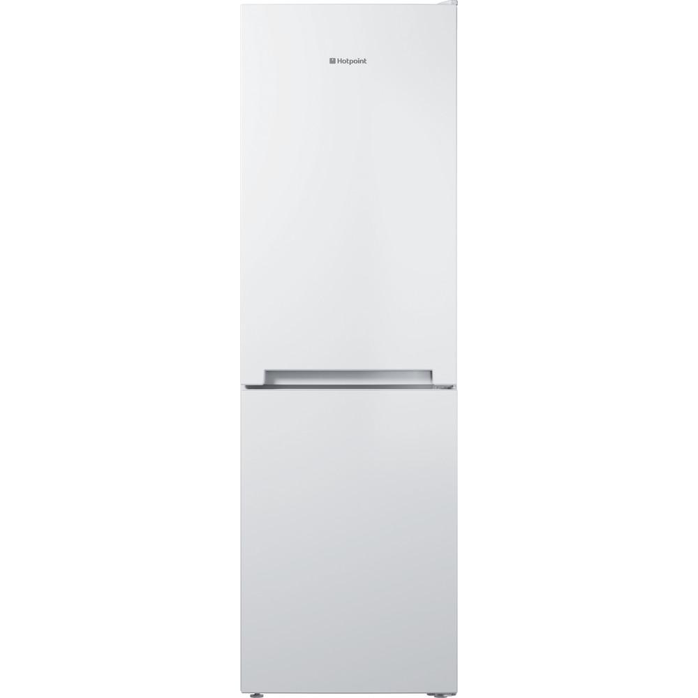 Hotpoint Fridge Freezer Free-standing TDC 95 T1I W White 2 doors Frontal