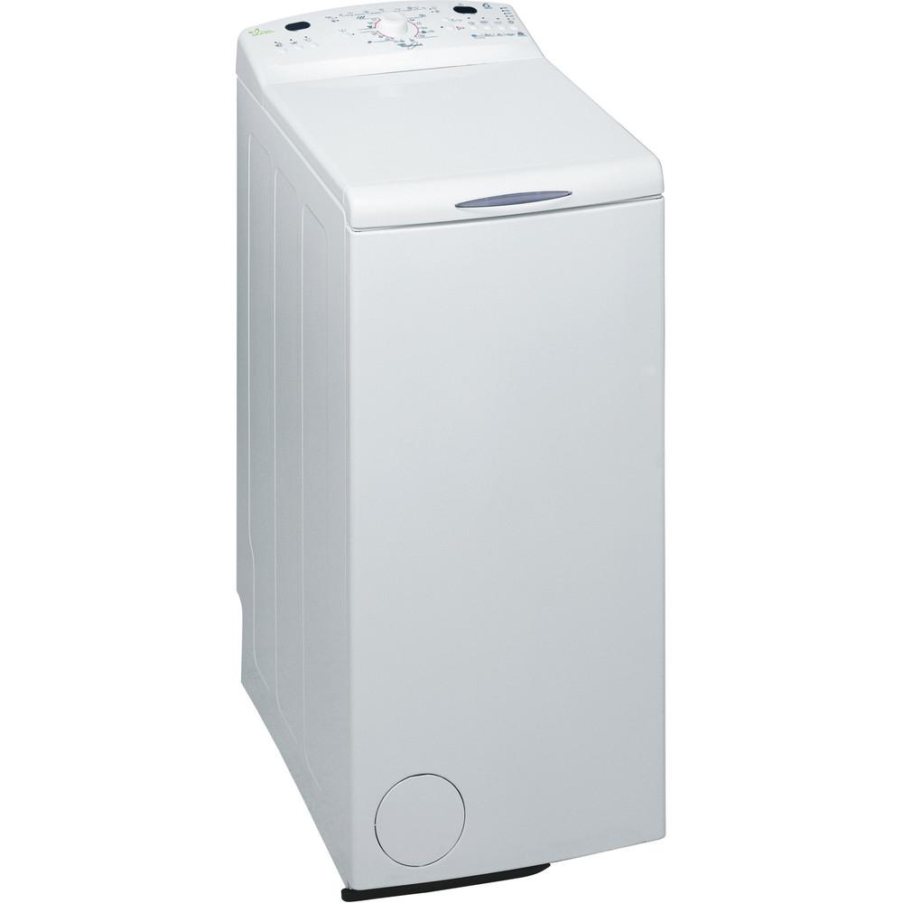 Whirlpool toppmatad tvättmaskin: 6 kg - AWE 8830