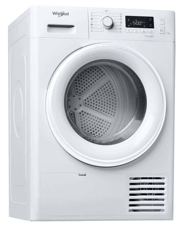 Whirlpool Dryer FT M11 72 EU Bela Perspective