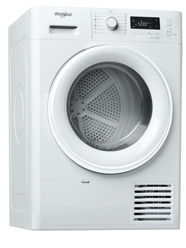 Whirlpool Dryer FT M11 72 EU Bela Perspective