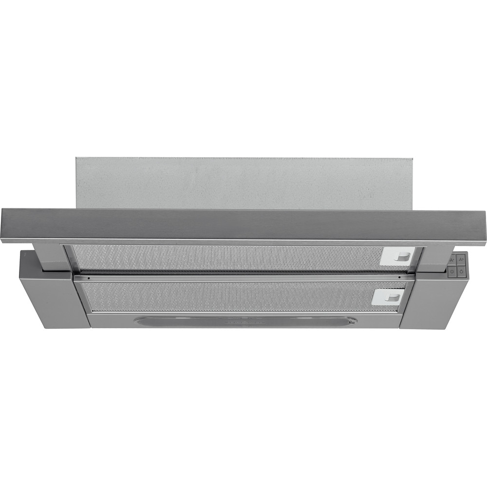 Hotpoint HOOD Built-in HSFX.1/1 Inox Built-in Mechanical Frontal