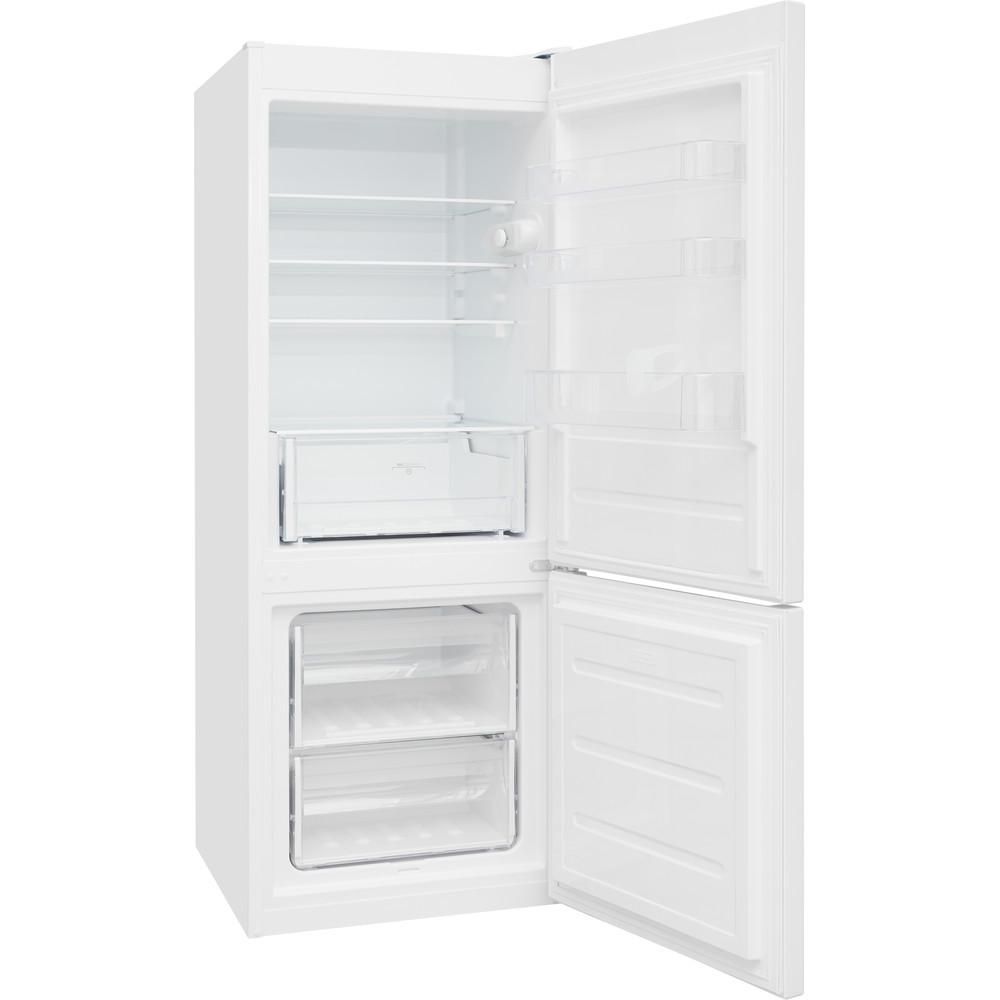 Indesit Холодильник с морозильной камерой Отдельно стоящий LR6 S1 W Белый 2 doors Perspective open
