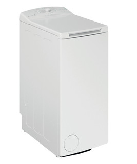 Whirlpool szabadonálló felültöltős mosógép: 6,0kg - TDLR 6230L EU/N