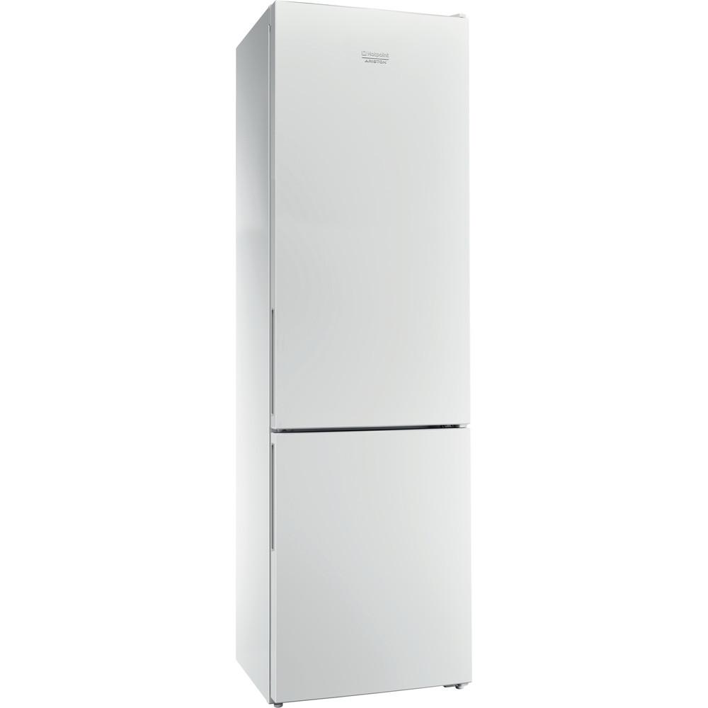 Hotpoint_Ariston Комбинированные холодильники Отдельностоящий HS 4200 W Белый 2 doors Perspective