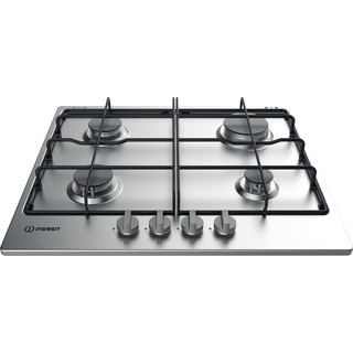 Indesit Aria THA 642 IXI Gas Hob in Stainless Steel