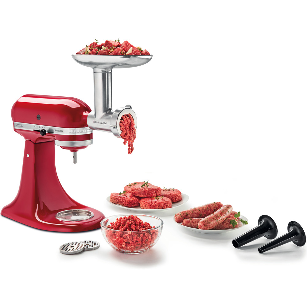 MEAT GRINDER AND SAUSAGE STUFFER 5KSMMGA