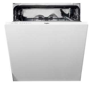 Integreret Whirlpool-opvaskemaskine: hvid farve, fuld størrelse - WI 3010