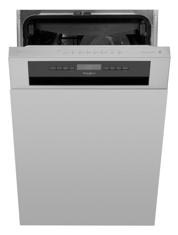 Whirlpool Maşină de spălat vase Incorporabil WSBO 3O34 PF X Half-integrated A +++ Frontal