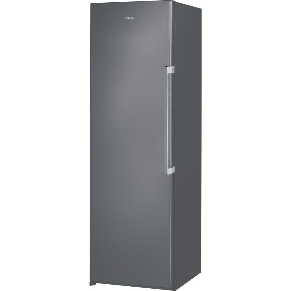 Hotpoint Freezer Free-standing UH8 F1C G UK Graphite Perspective