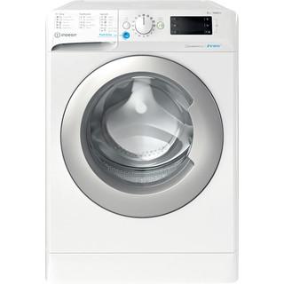 Indesit Pračka Volně stojící BWE 81484X WS EE N Bílá Front loader A+++ Frontal