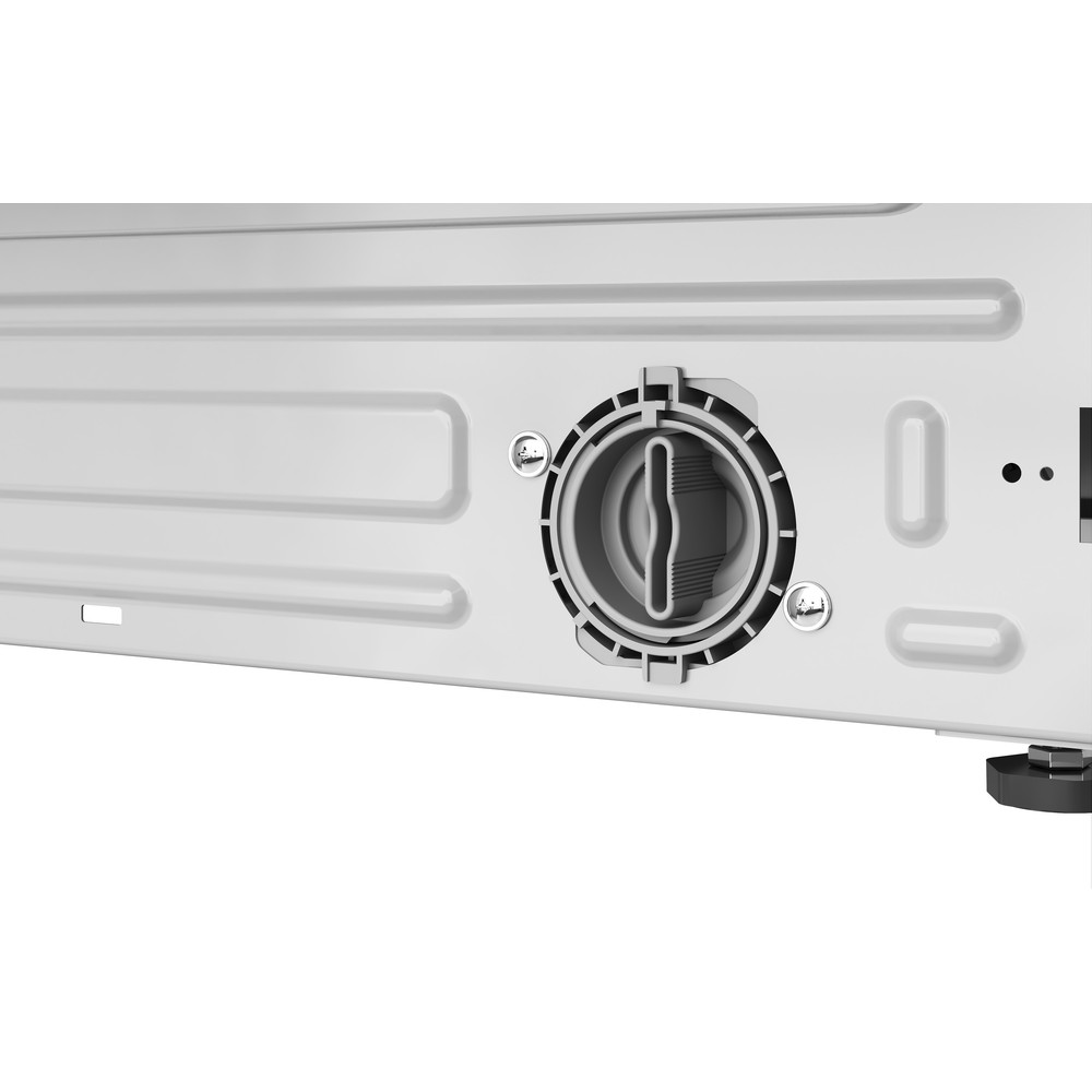 Indesit Washing machine Built-in BI WMIL 81284 UK White Front loader C Filter