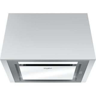 Hotte WAG HID 83F LE X Whirlpool - Encastrable - 72cm