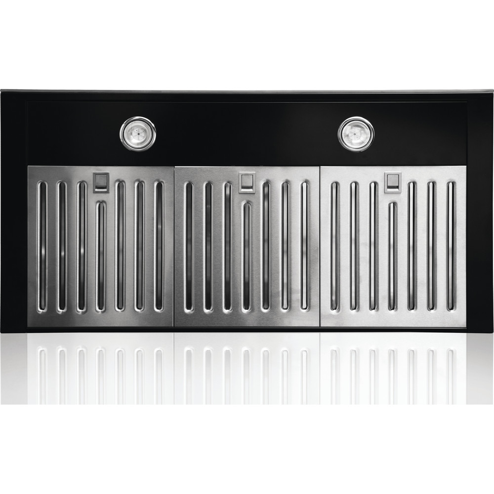 Hotpoint HOOD Built-in PHBS9.8CLTDK Black Wall-mounted Electronic Frontal