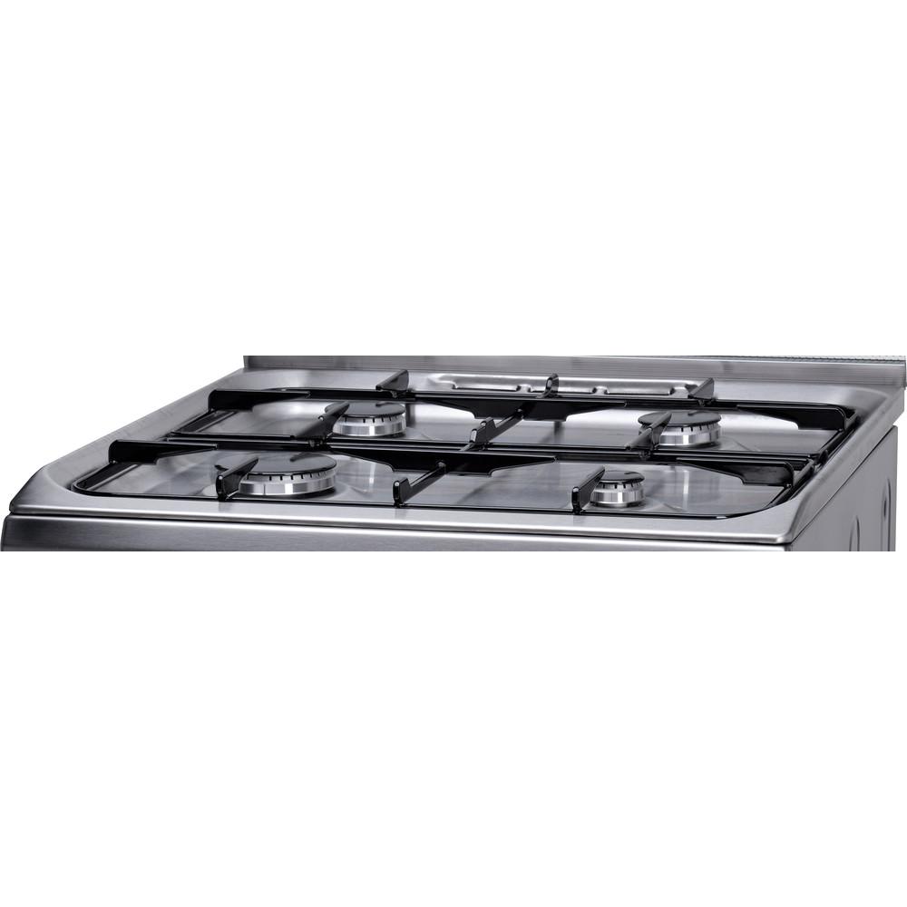 Indesit Cucina con forno a doppia cavità I6GG1F(X)/I Inox Heating_Element