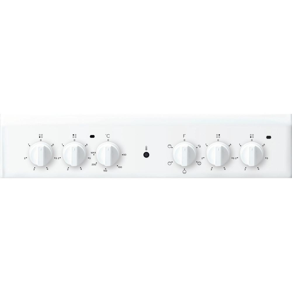 Indesit Плита IS5V4KHW/RU Белый Electrical Control panel