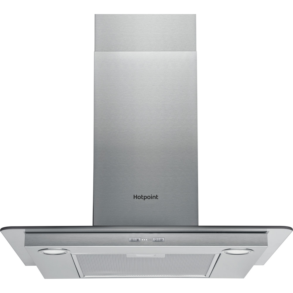 Hotpoint HOOD Built-in PHFG6.5FABX Inox Wall-mounted Electronic Frontal