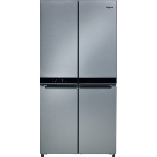 Whirlpool side-by-side american fridge: in Stainless Steel - WQ9 B1L 1