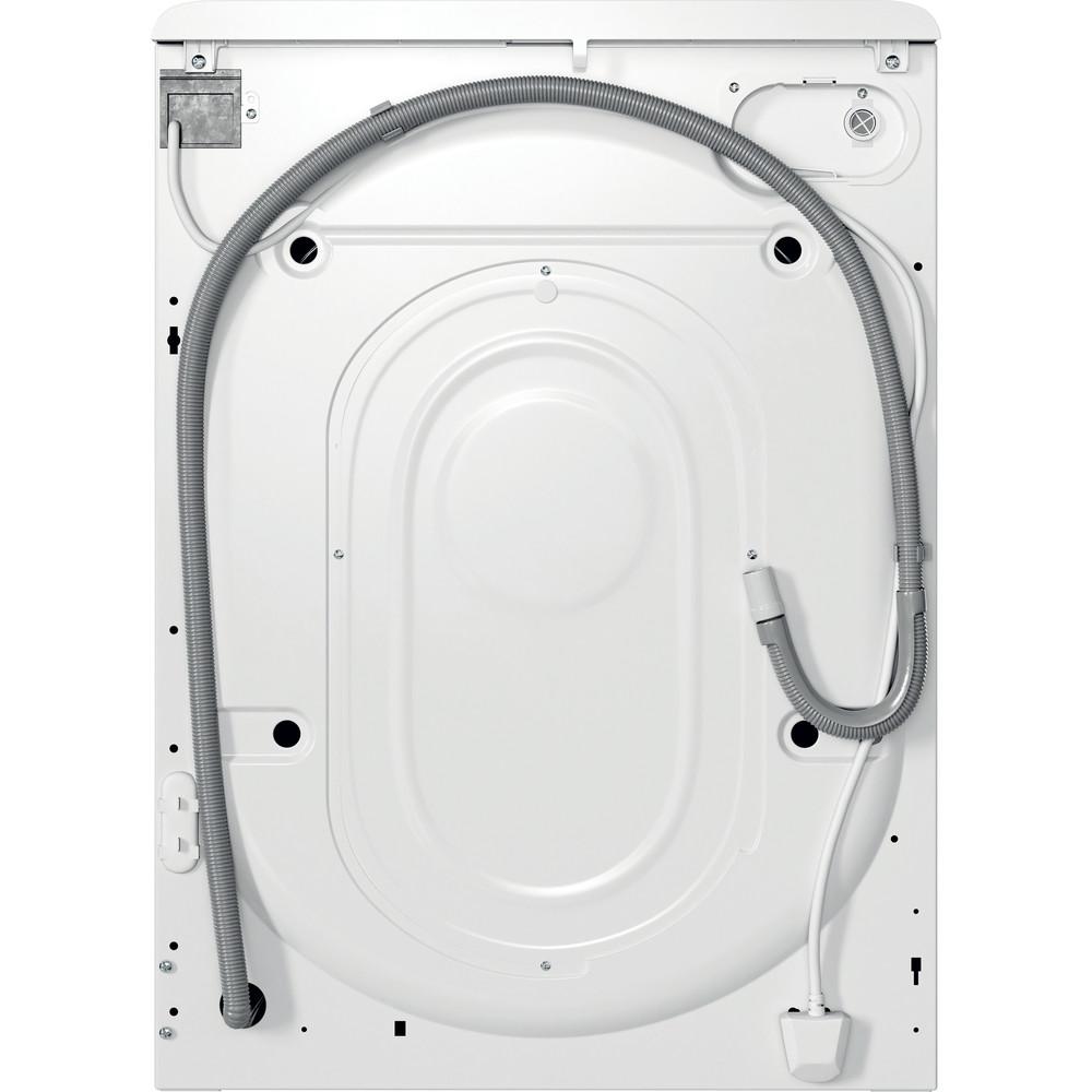 Indesit Máquina de lavar roupa Livre Instalação MTWA 71252 W SPT Branco Carga Frontal A+++ Back / Lateral