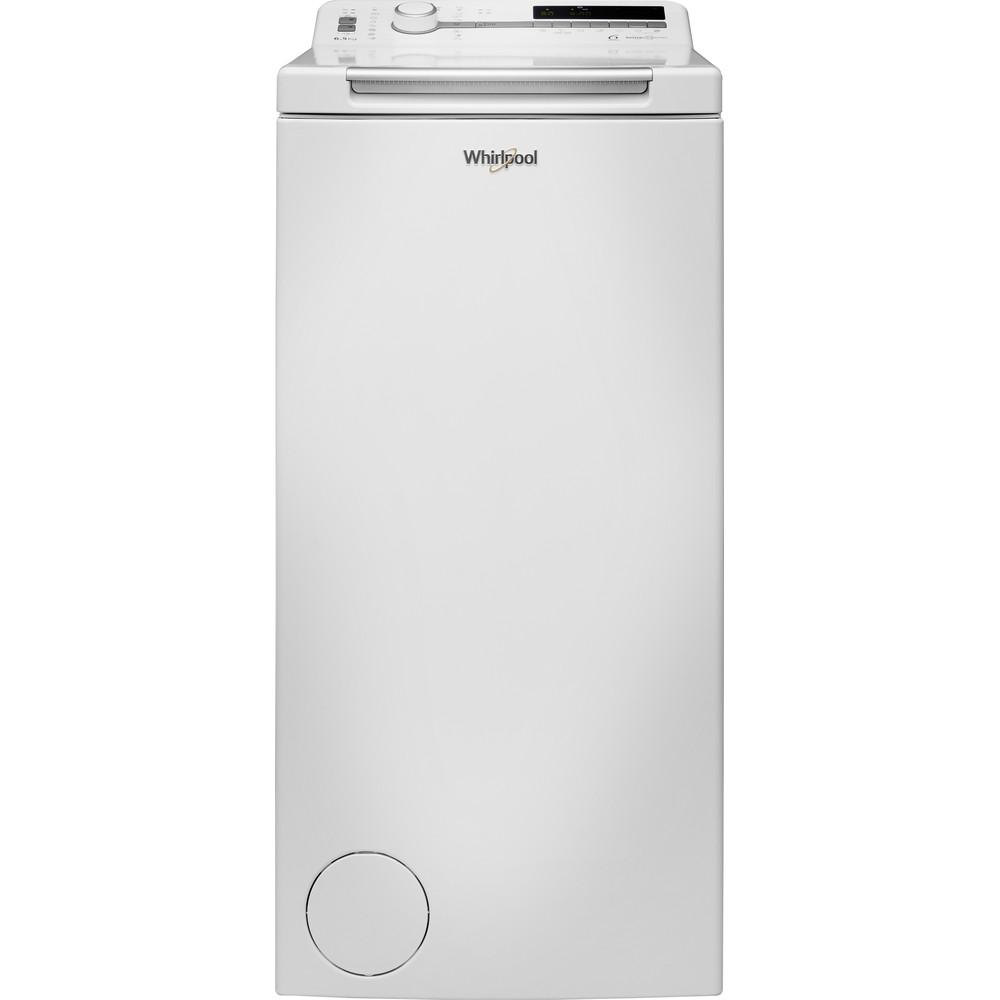 Lavadora carga superior libre instalación Whirlpool 6,5 kg A+++ TDLR 65220 – 6th Sense