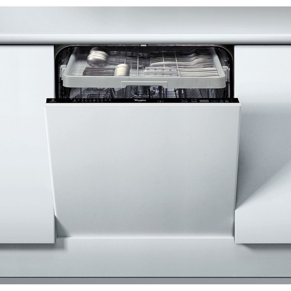 Lavavajillas integrable Whirlpool: color negro, 60 cm - ADG 8773 A++ PC TR FD