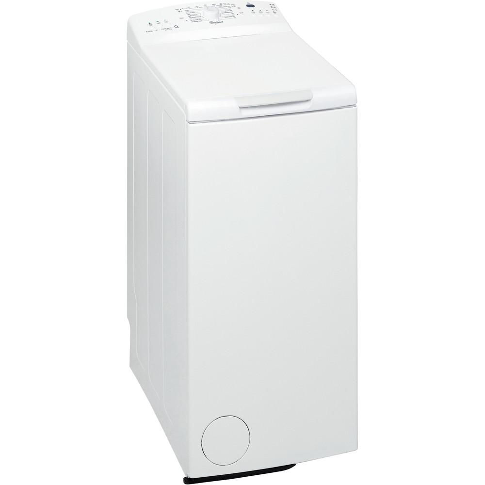 Whirlpool toppmatad tvättmaskin: 5.5 kg - AWE 7730