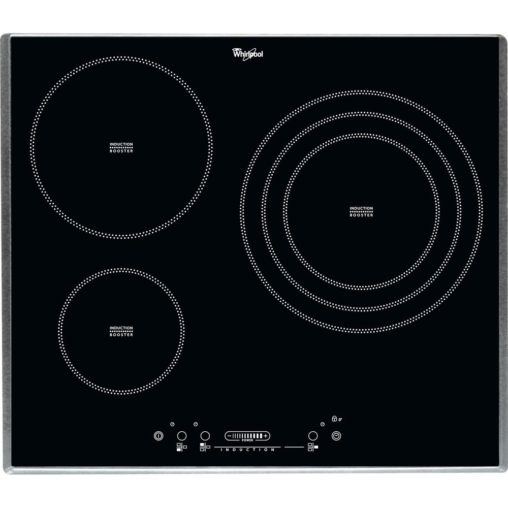 Placa de inducción Whirlpool - ACM 803/IX