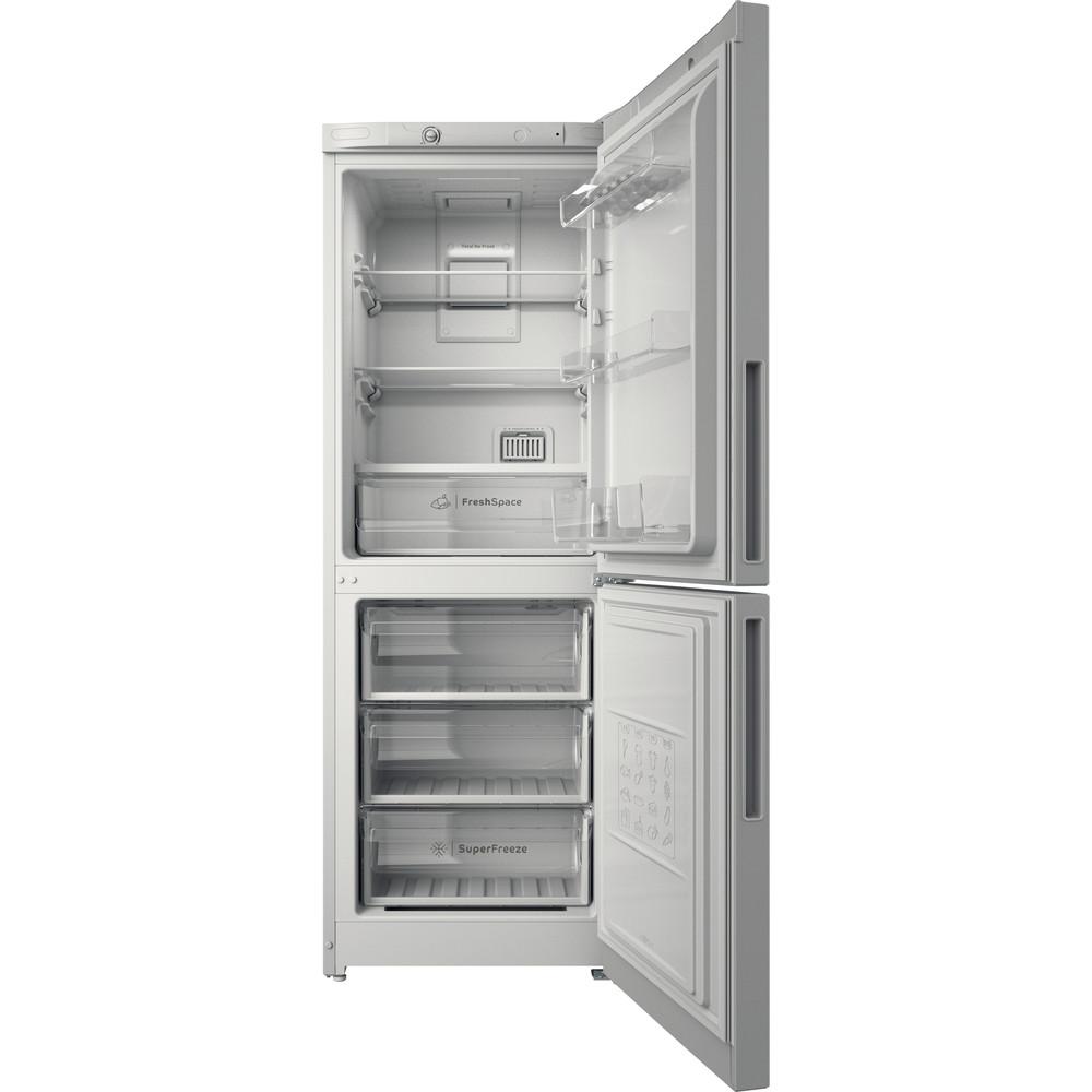 Indesit Холодильник с морозильной камерой Отдельностоящий ITD 4160 W Белый 2 doors Frontal open