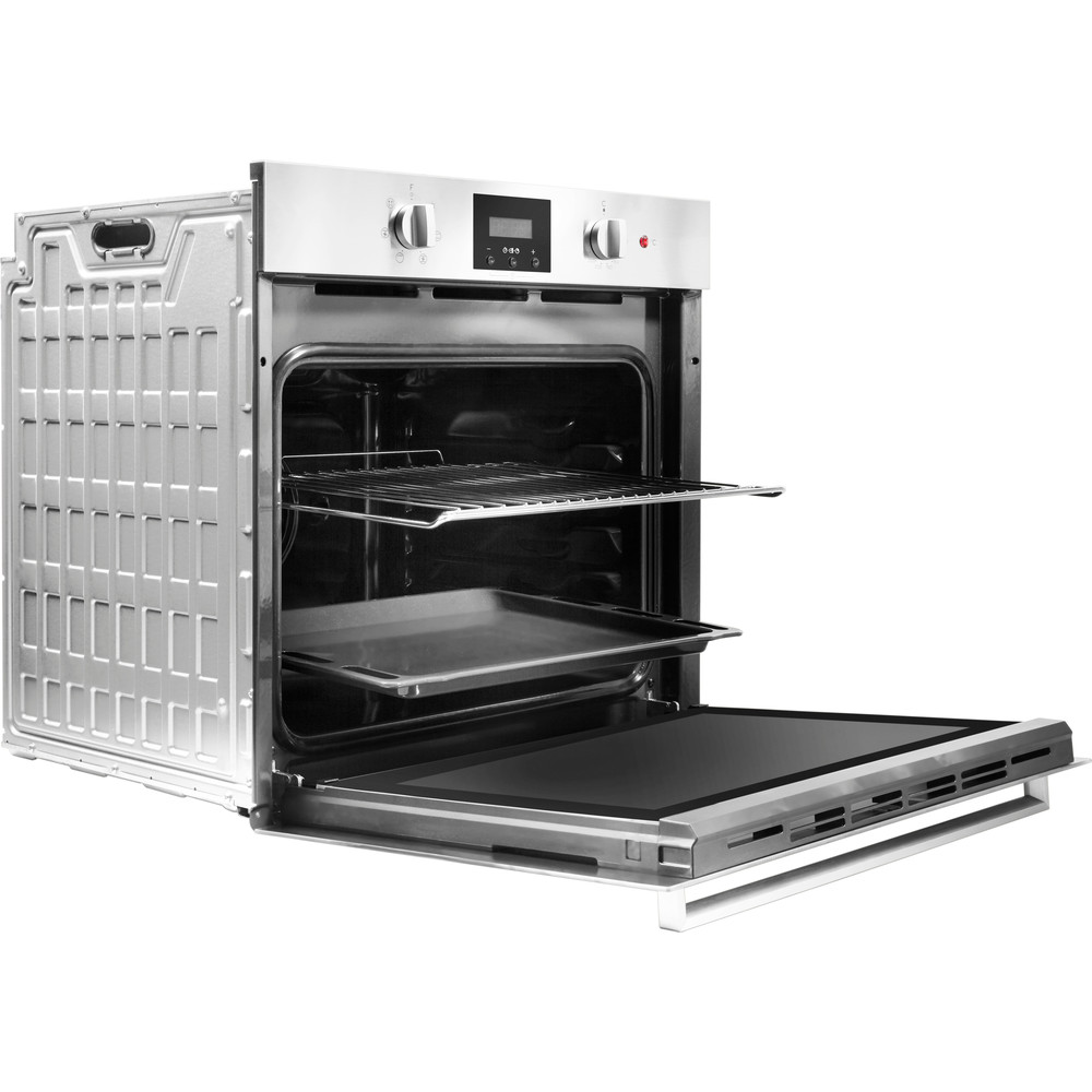 Indesit OVEN Built-in IFW 65Y0 IX UK Electric A Perspective_Open