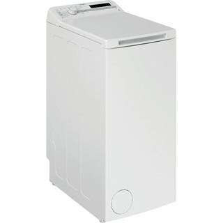 Whirlpool toppmatet vaskemaskin: 6,0 kg - TDLR 6030S EU/N