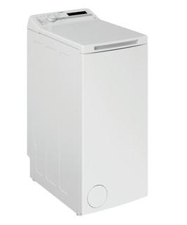 Whirlpool szabadonálló felültöltős mosógép: 6,0kg - TDLR 6030S EU/N